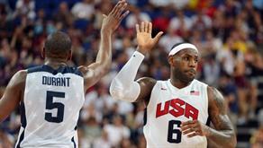 USA võitis korvpalliturniiri finaalis Hispaaniat seitsme punktiga