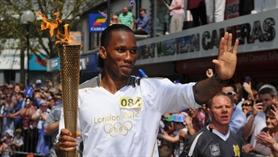 Londoni olümpiatule teekond