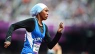 Somaalia naissportlane ähvardatakse olümpial jooksmise eest käsile võtta